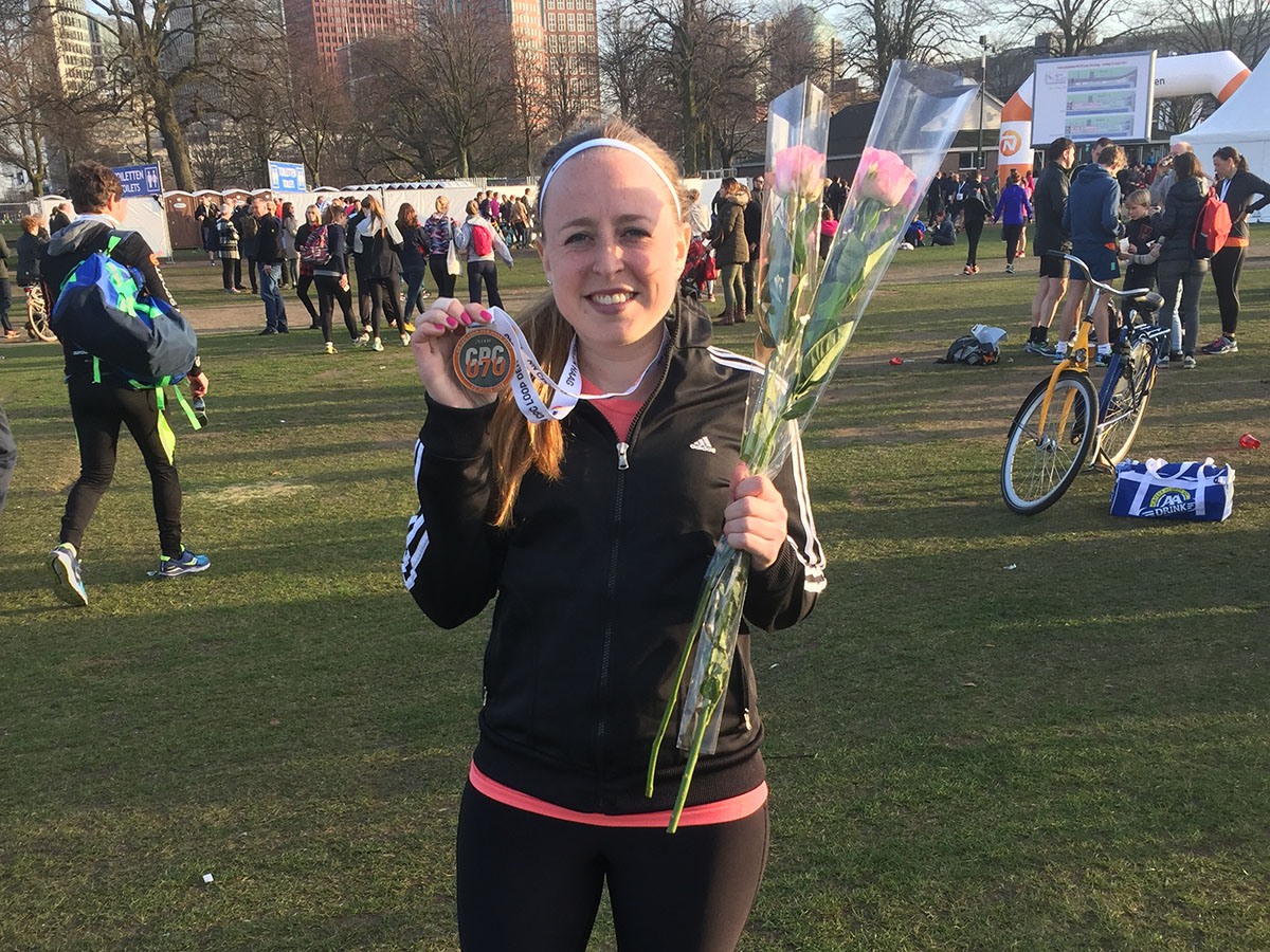 CPC halve marathon finish