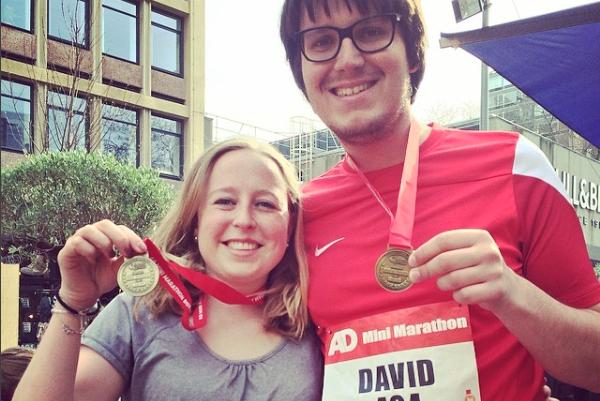 Mini-marathon Rotterdam