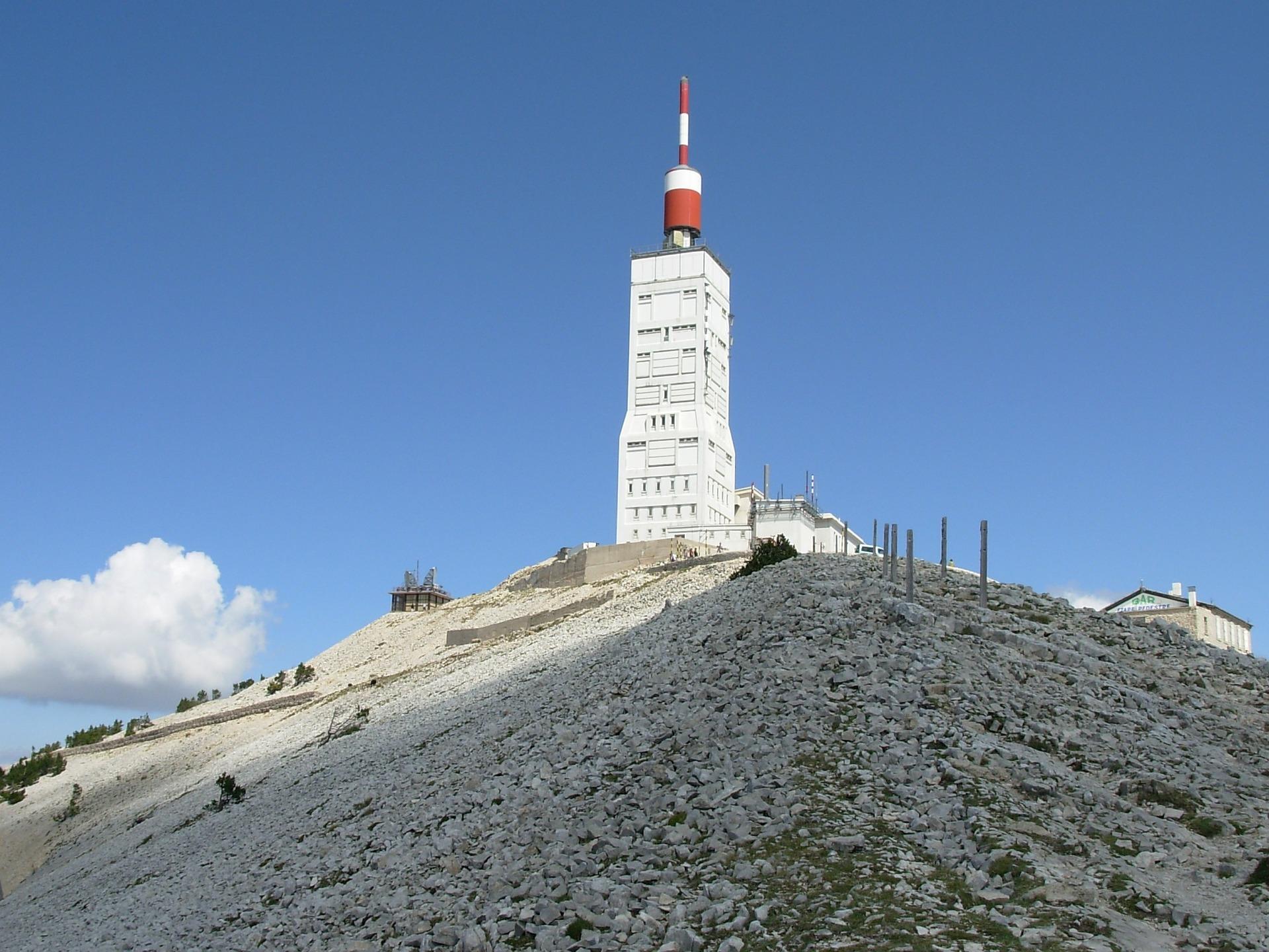 Droombestemmingen, Mont Ventoux, Frankrijk