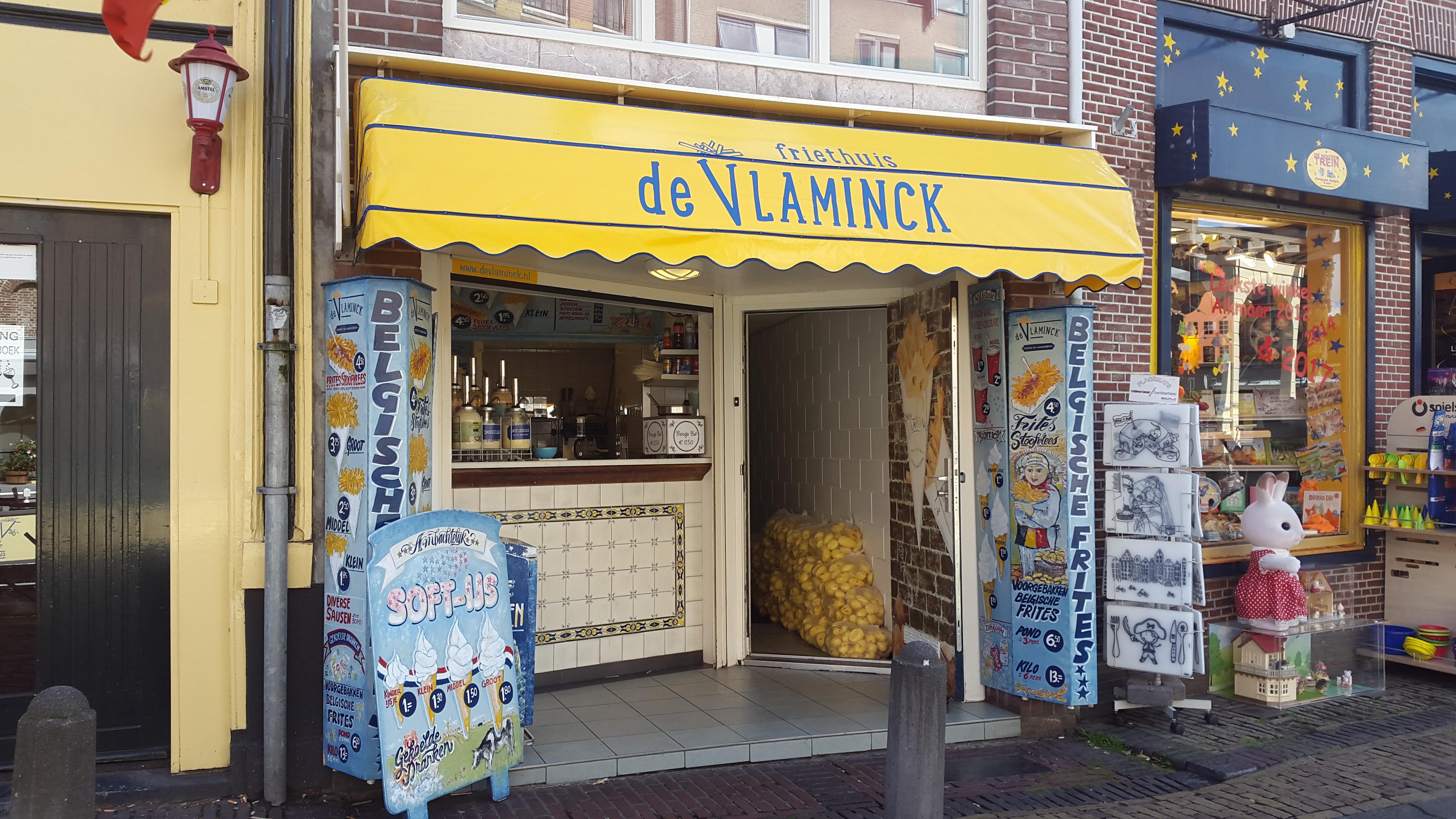 Alkmaar, de lekkerste patat