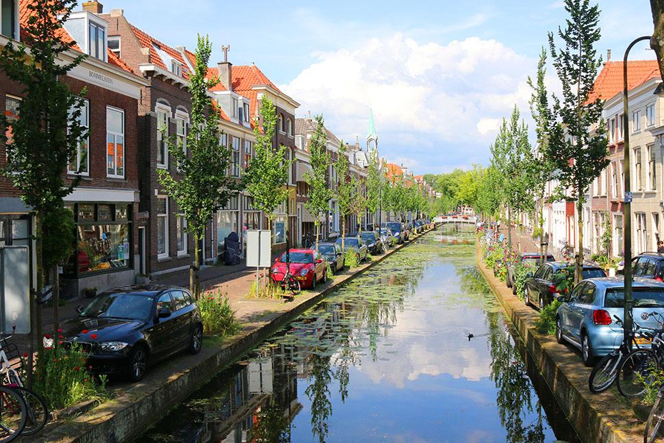 Hardlopen Delft