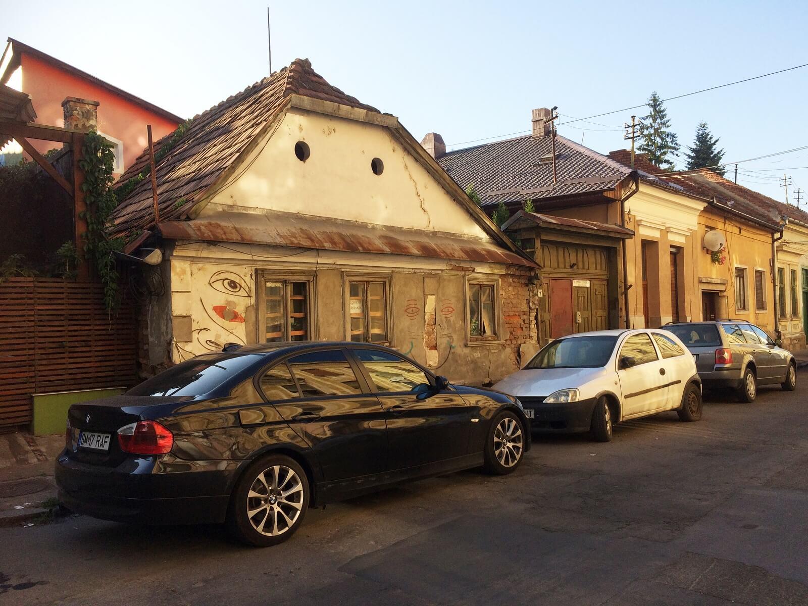 Cluj, het verleden en de toekomst