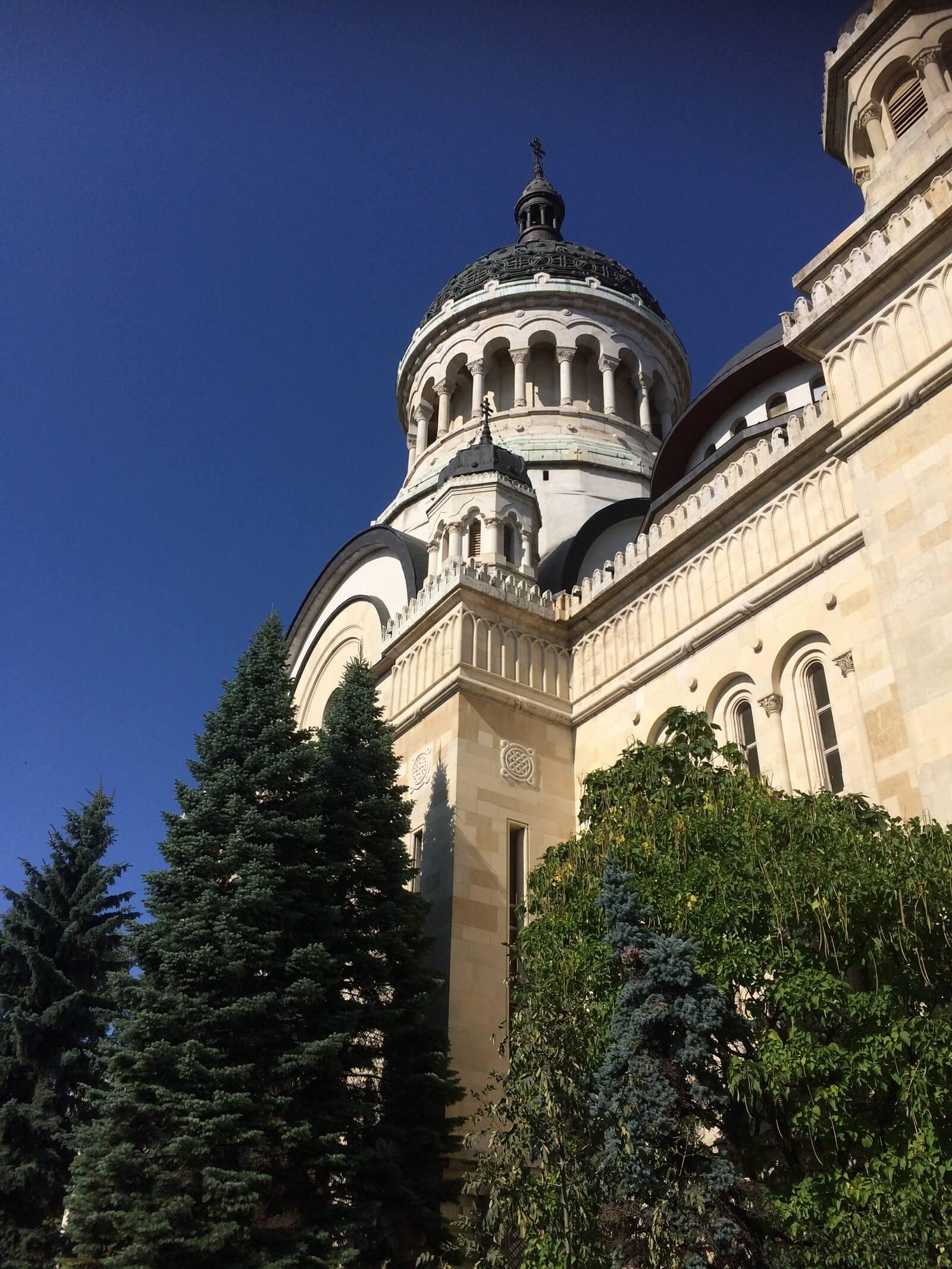 Cluj, toren van de Orthodoxe kathedraal