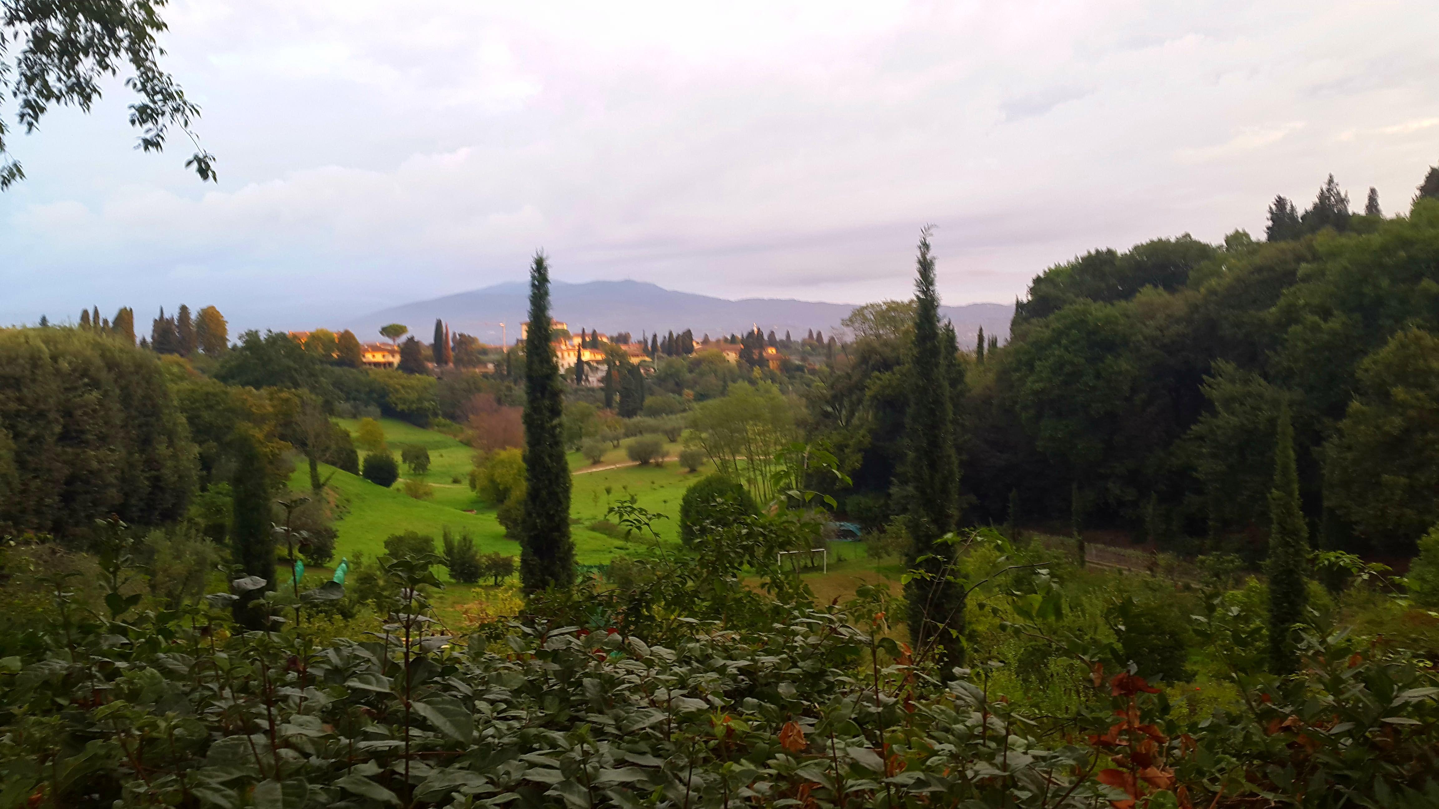 Florence, betoverend uitzicht