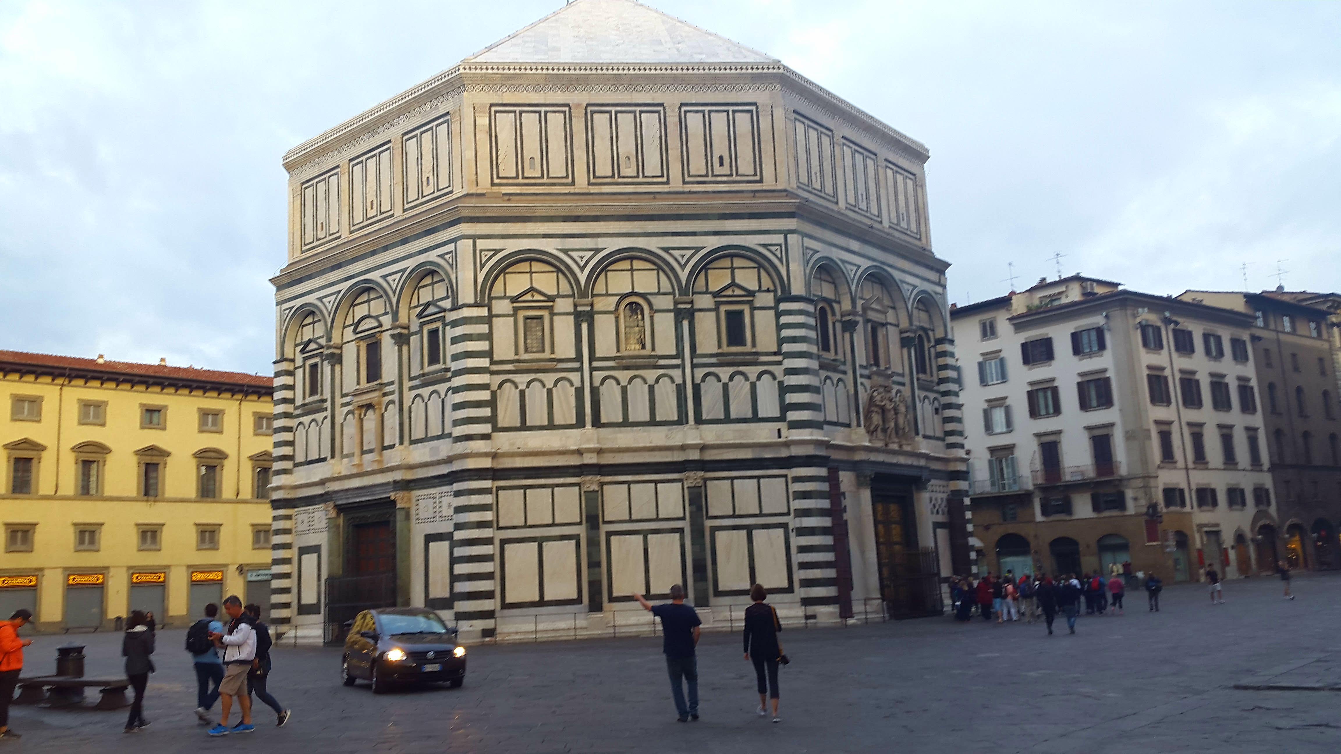 Florence, de doopkapel