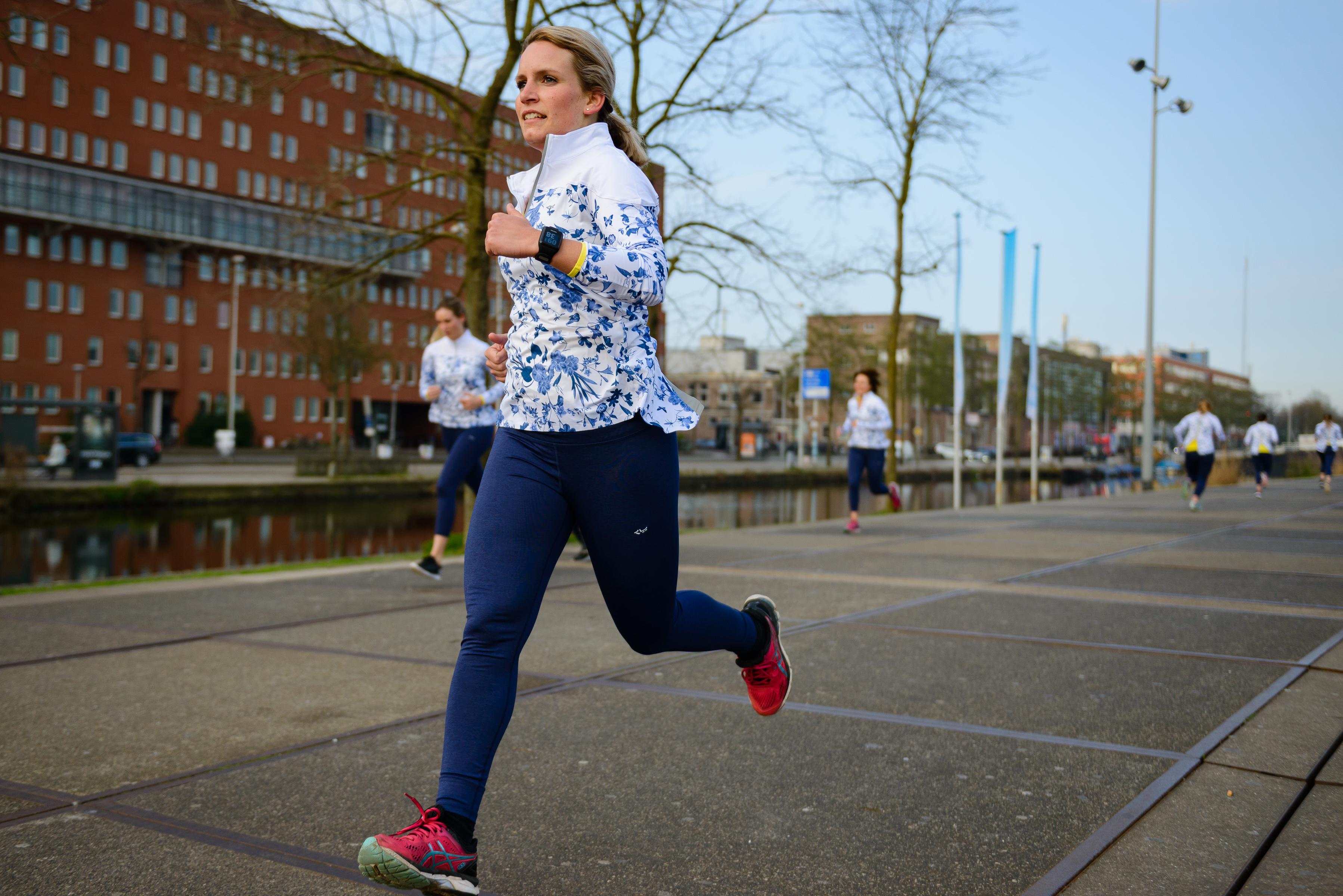 Runninggirl van de maand Ana Lopez Swinkels