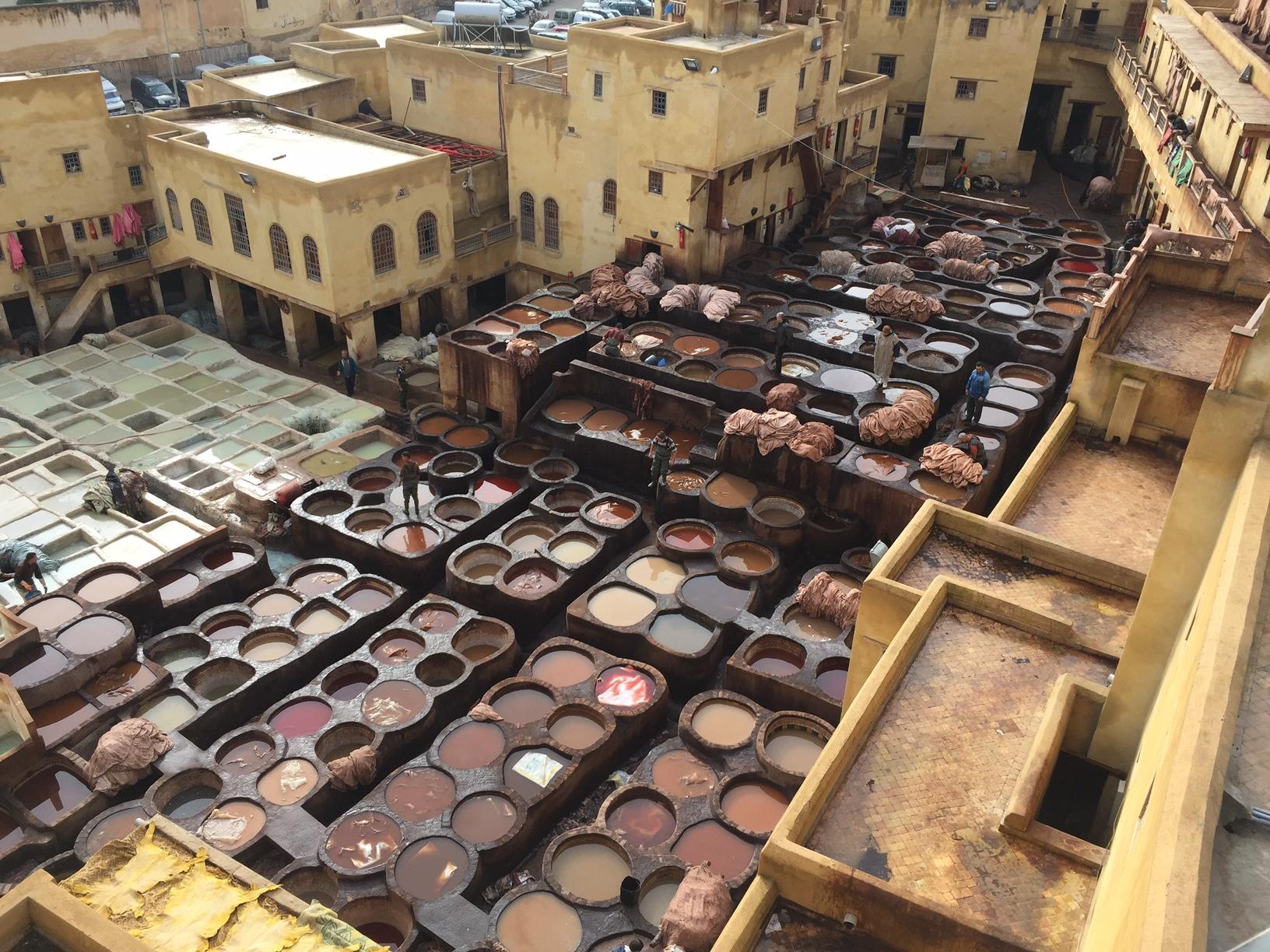 Hardlopen in Fez