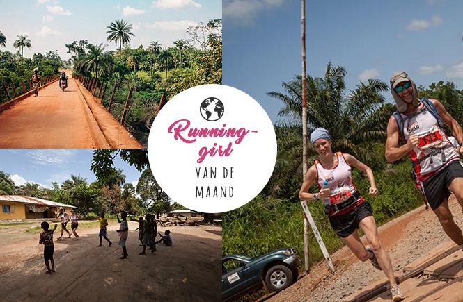 Anne Beuken - Sierra Leone Marathon