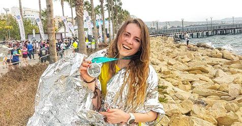 Girls Run Online Maart 2018 Limassol