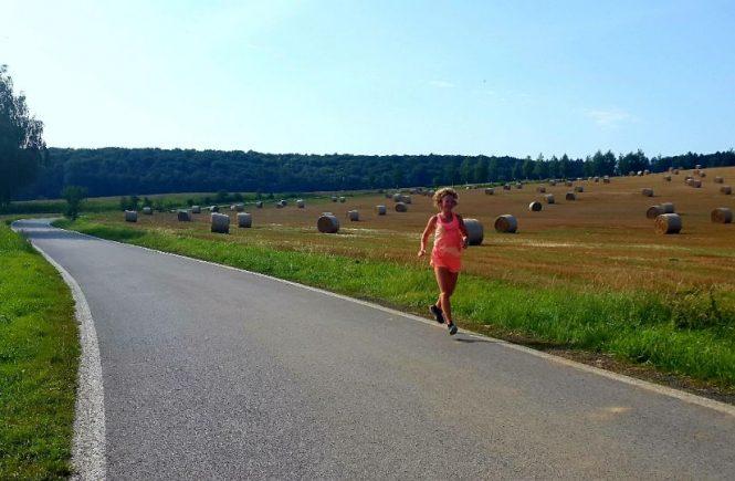Hardlopen in Tsjechie - Esmar rent