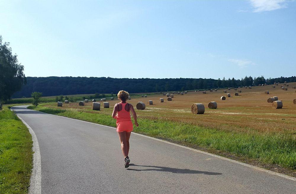 Hardlopen in Tsjechie - Esmar rent 2