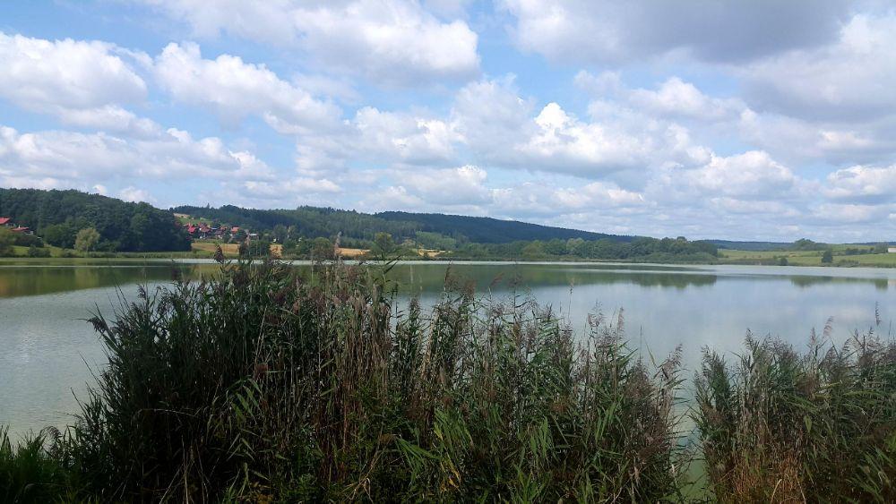 Hardlopen in Tsjechie - meer van Velky Vrestov