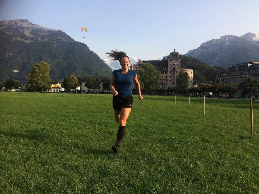 Runninggirl van de maand Debbie Meijer 4