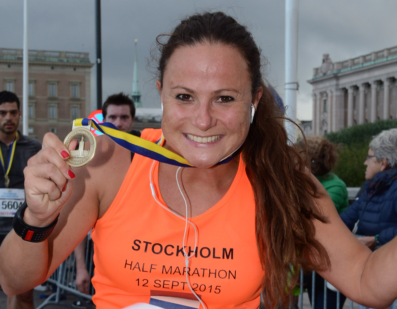 Runninggirl van de maand Debbie Meijer 6