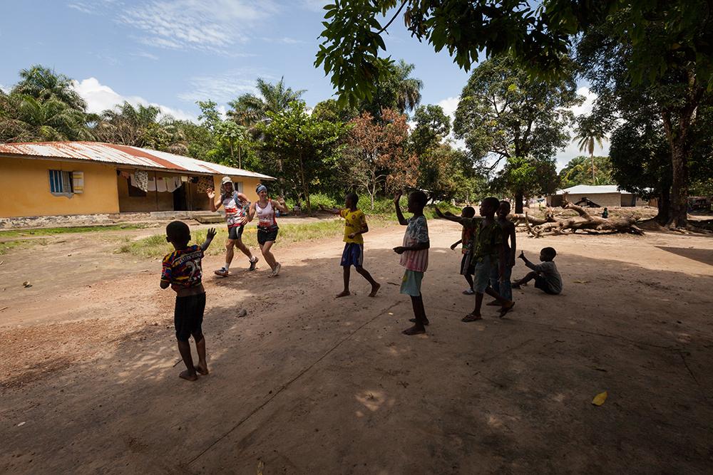 Sierra Leone Marathon - Anne Beuken 4