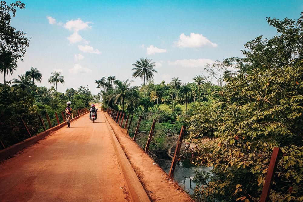 Sierra Leone Marathon - Anne Beuken 5