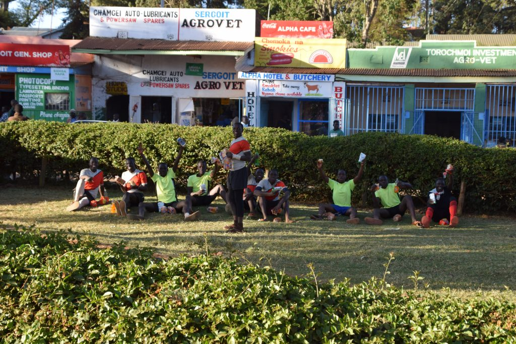 Iten, home of champions kenia hardlopen