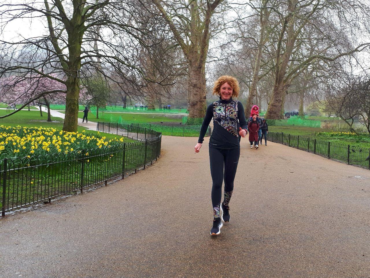 Hardlopen in Londen - St James Park