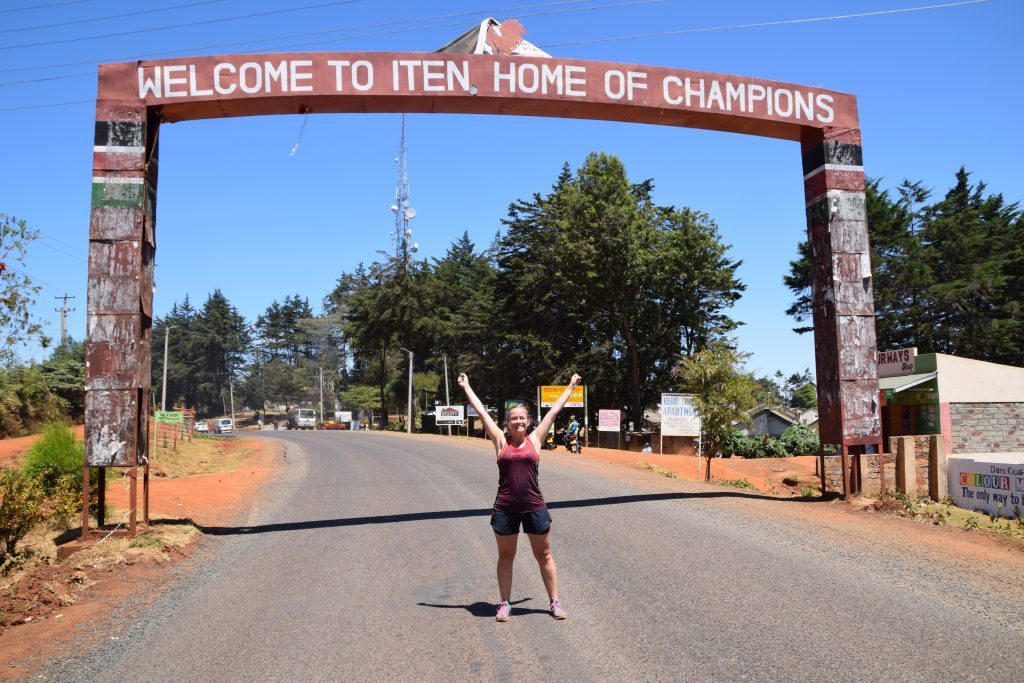 Welcome to Iten, home of champions
