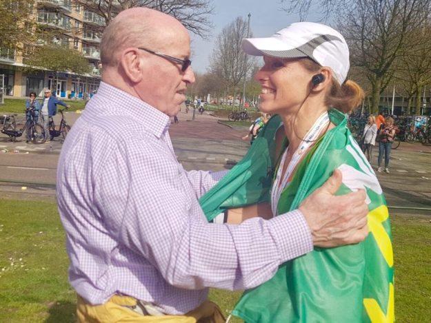 Girls Run Online - April - Rotterdam marathon
