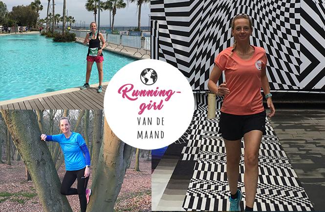 Runninggirl van de maand Simone @simonerunsaround