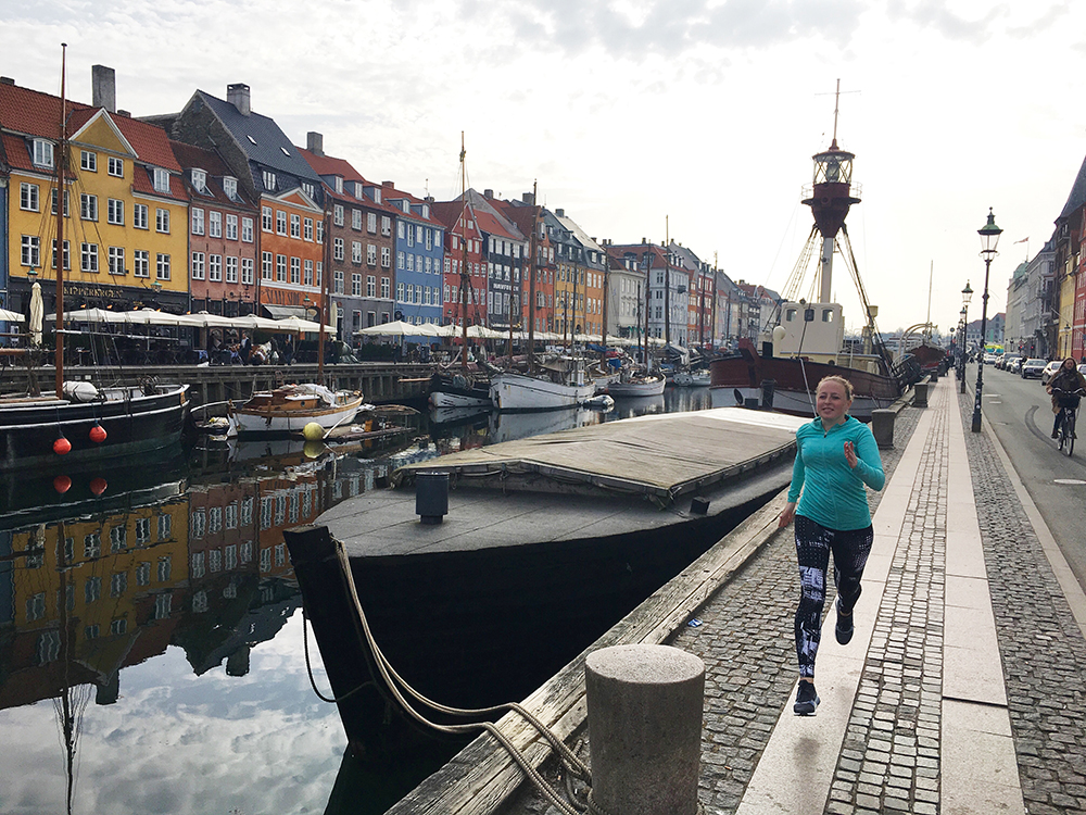 Hardlopen in Kopenhagen 1 - Girls Run The World