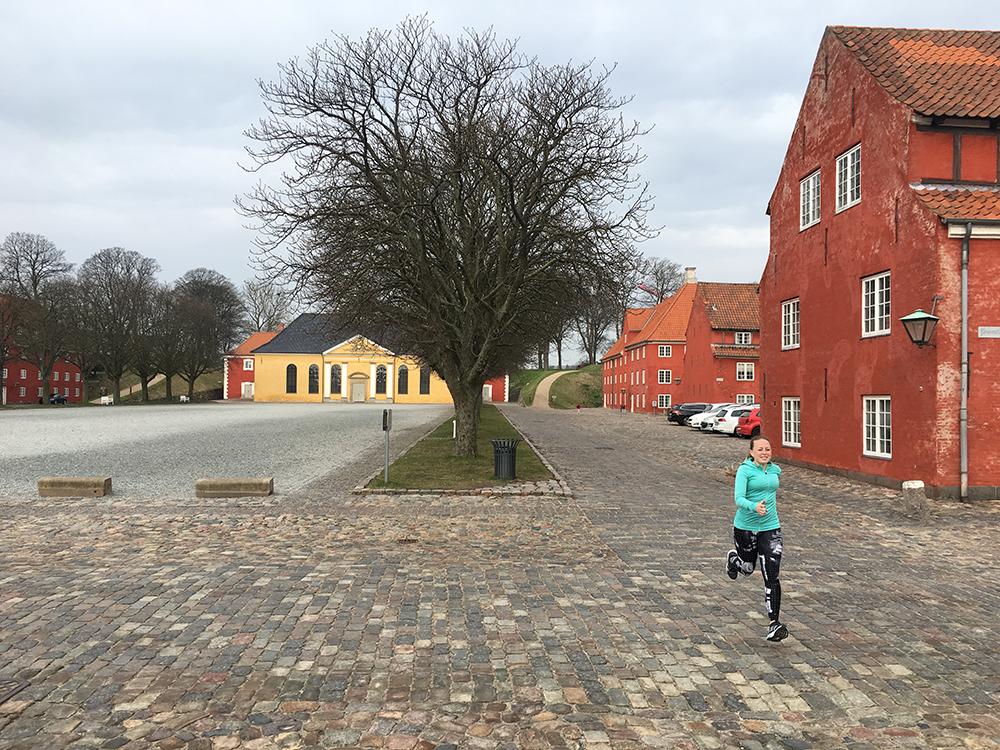 Hardlopen in Kopenhagen 2 - Girls Run The World