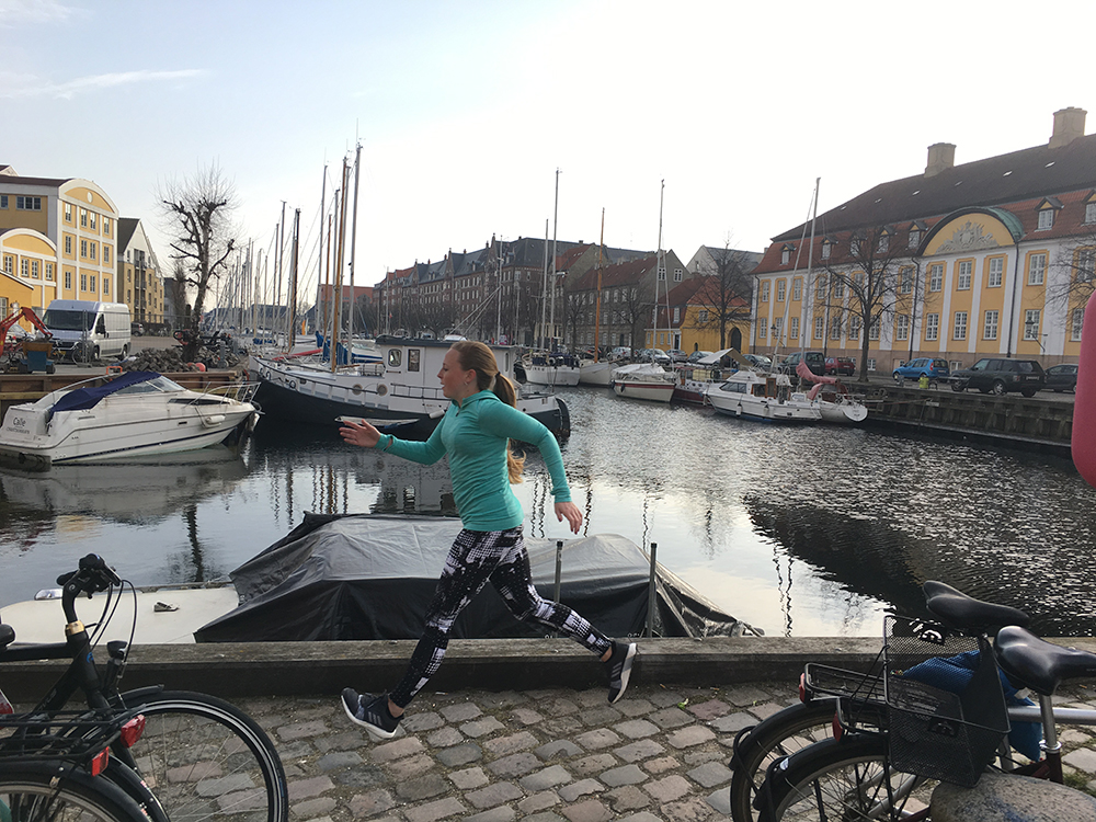 Hardlopen in Kopenhagen 6 - Girls Run The World