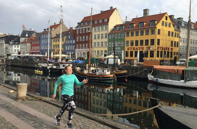 Hardlopen in Kopenhagen 8 - Girls Run The World