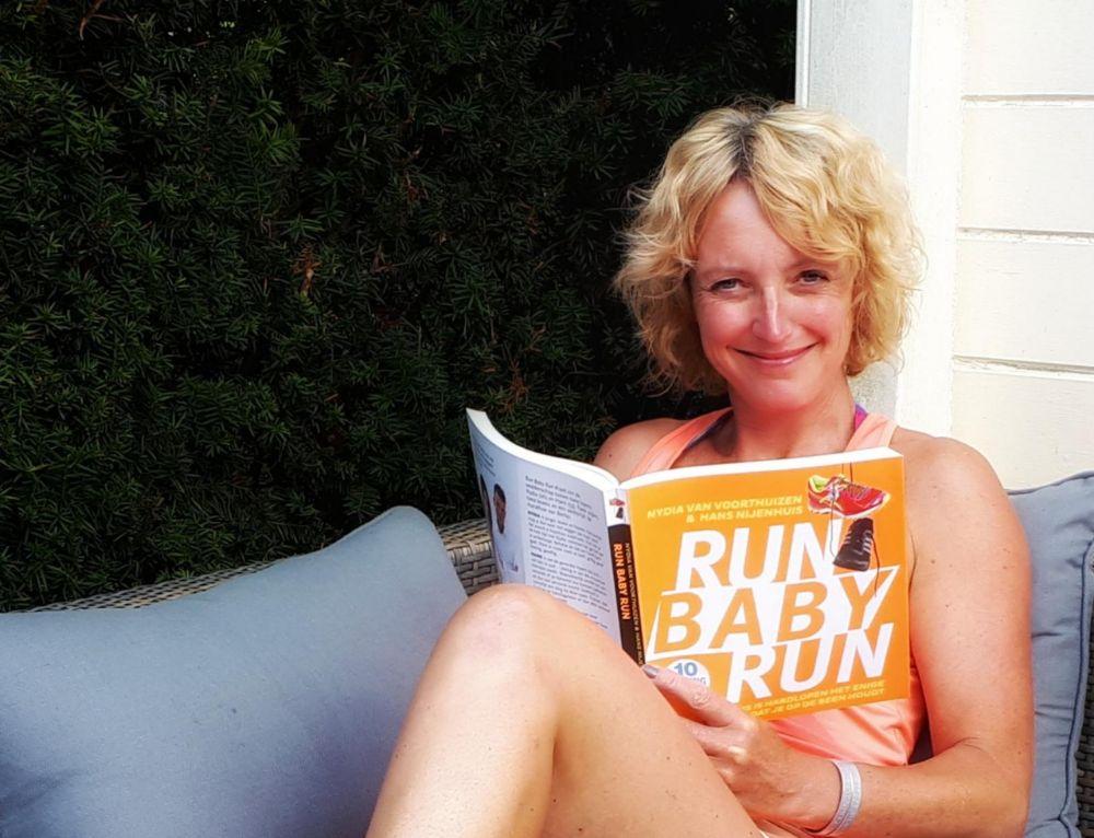 Leestips voor hardlopers - Run Baby Run