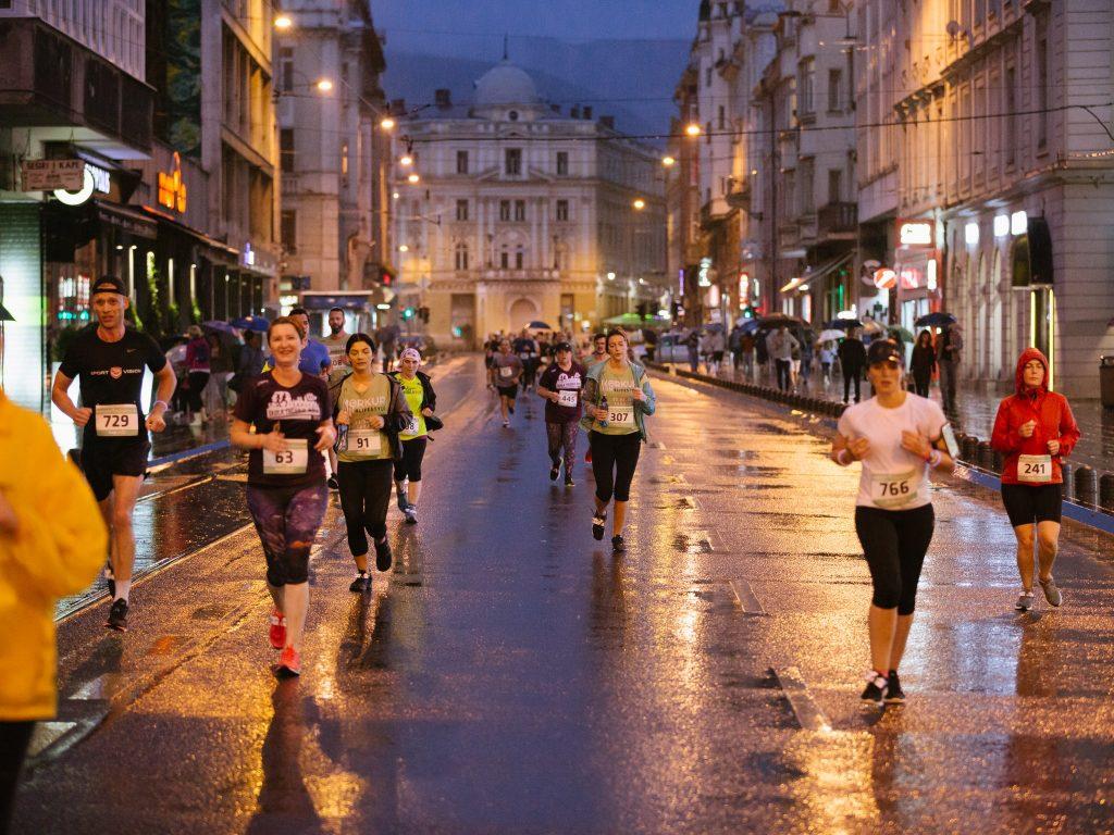 hardlopen sarajevo