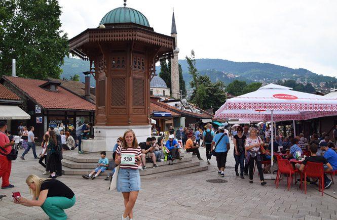 Sarajevo 10k night run