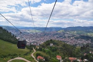 Uitzicht Sarajevo