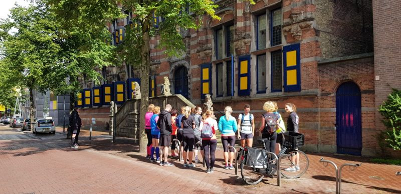 Hardlopen Leeuwarden Kanselarij