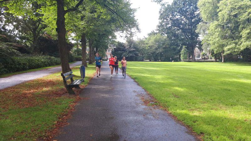 Hardlopen Leeuwarden Rengerspark
