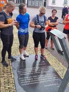 Hardlopen Leeuwarden gedicht