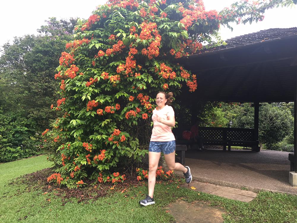 Hardlopen in Singapore 2