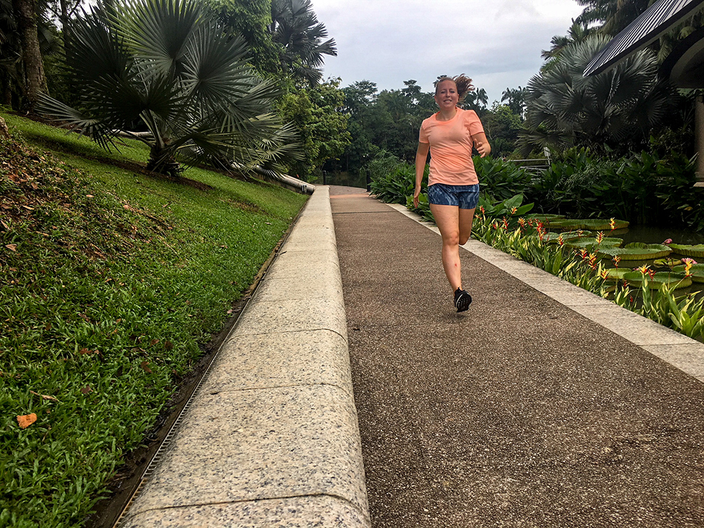 Hardlopen in Singapore 4