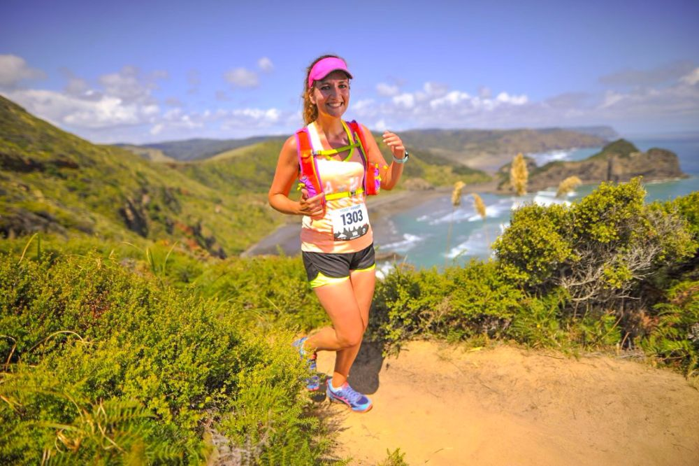 Violet Annaert - Nieuw-Zeeland