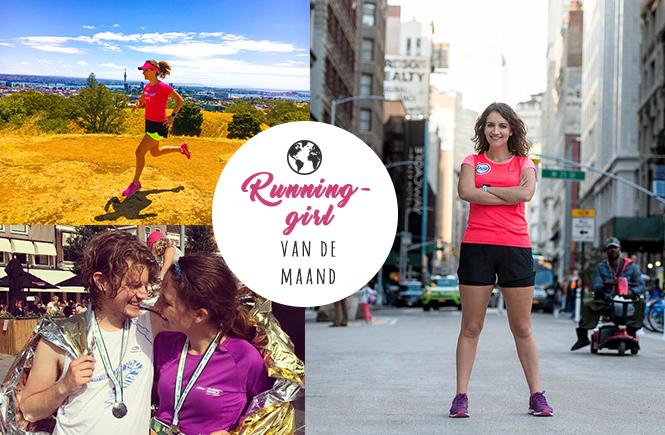 Runninggirl van de maand Violet Annaert - UltraViolet Runs
