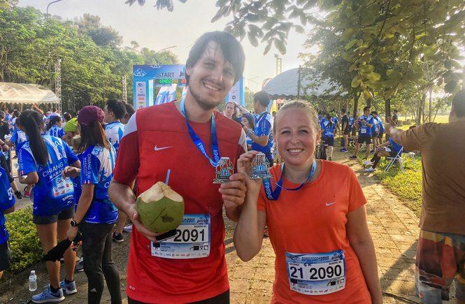 Chiang Rai Marathon 1