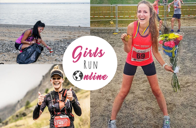 Girls Run Online juli augustus