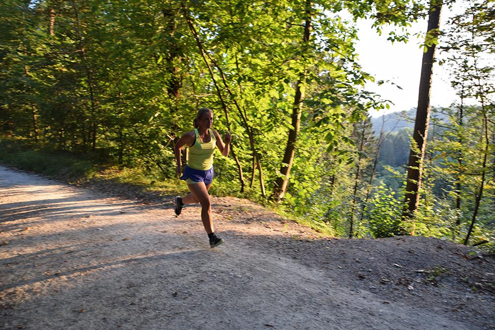 Hardlopen Ljubljana Tivoli 2