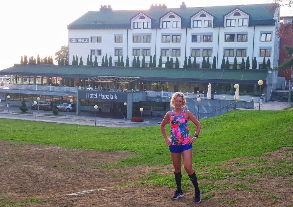 Hardlopen in Pohorje - hotel Habakuk