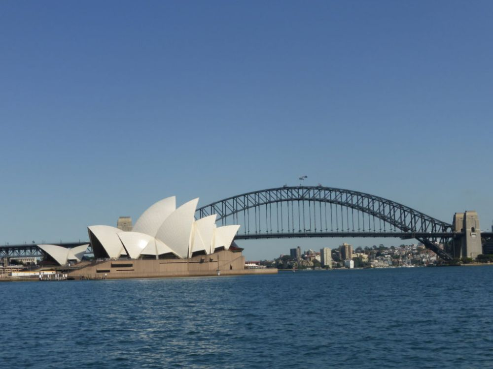 Hardlopen in Sydney - langs historie en hoogtepunten - Harbour Bridge