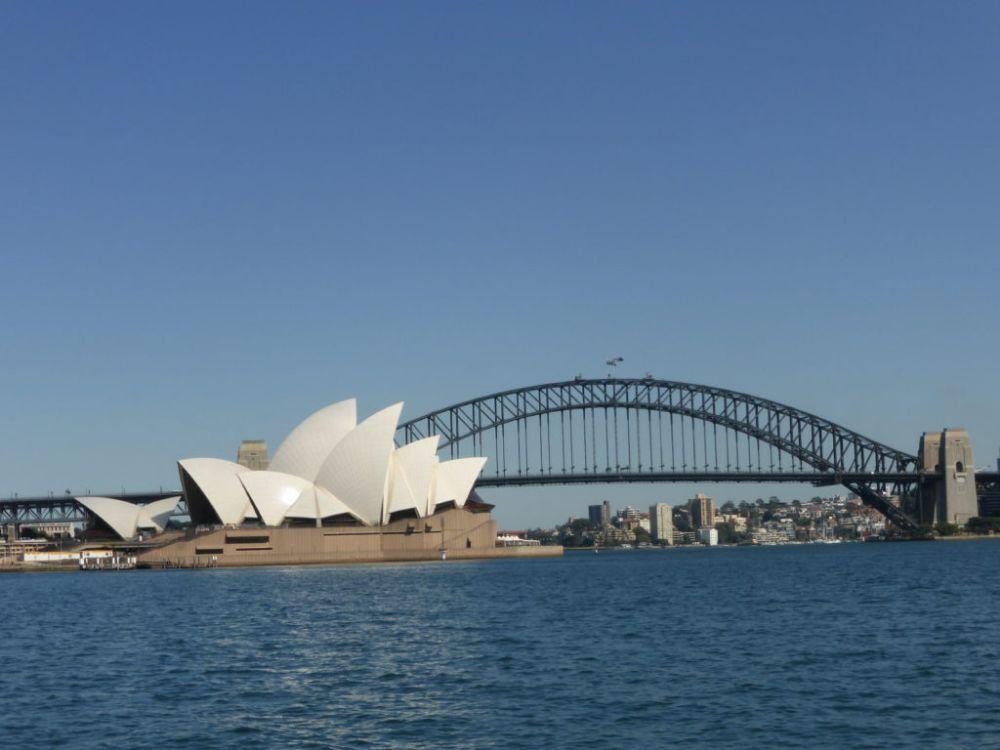 Hardlopen in Sydney - langs historie en hoogtepunten - Harbour Bridge