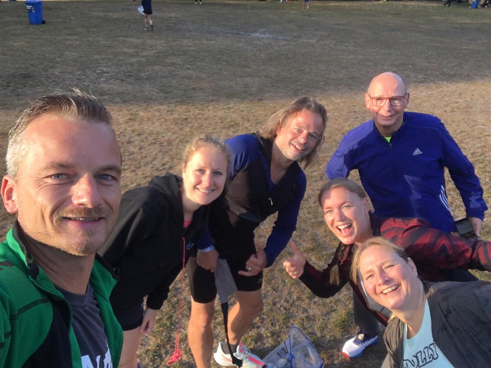 Klaar voor Berlin Marathon 2018