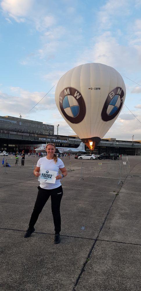Marathon Berlijn Startbewijs