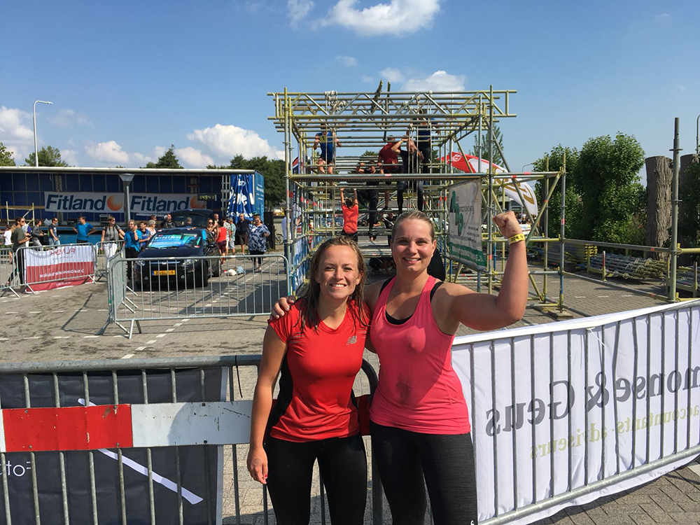Zeeuwse Obstacle Run Finish
