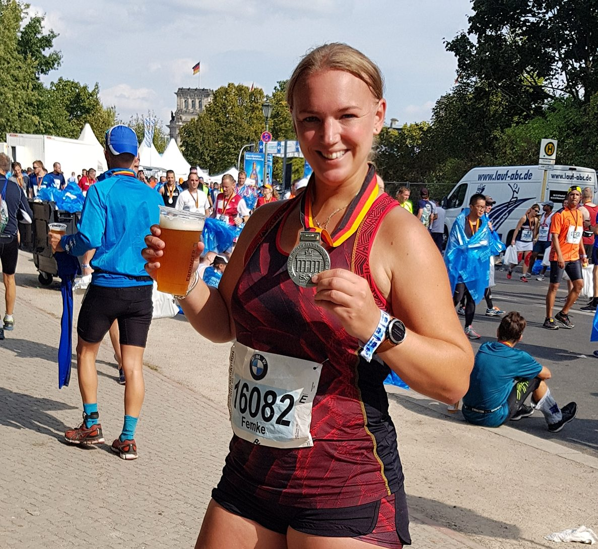 medaille Berlin